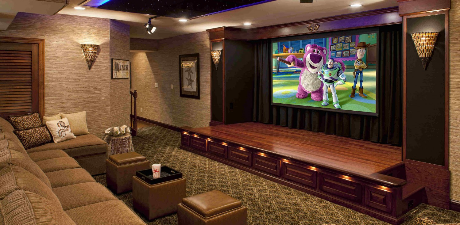 High End Home Theater Systems