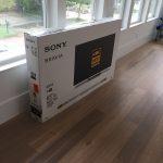 Custom residential AV integration of a 4k Sony TV in Madisonville, Louisiana